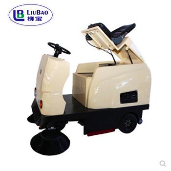 广西户外驾驶式电动扫地车全自动扫地吸尘洒水收集一体机扫地车