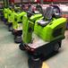 桂林学校工厂道路驾驶式电动扫地车苏州电瓶式扫地机道路扫地车保洁电动扫地车