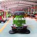 南京物业驾驶式扫地车小型工厂道路道路用柳州电瓶式扫路车