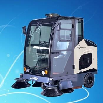 柳宝电动驾驶式扫地机LB-2000全自动驾驶式吸扫机
