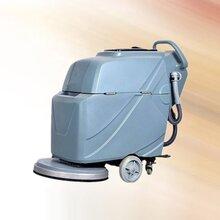 柳宝手推式洗地机全自动电动洗地机电瓶式洗地机LB-20餐厅?#39057;?#27927;地机图片