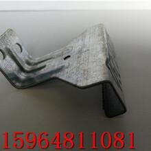 鍍鋅板820支架820屋面板支架那個廠家價格低質量好圖片