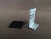 济南T型铝镁锰板支架安装,金属屋面板固定支架
