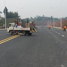 路面沥青施工郑州沥青混泥土、彩色沥青施工图片