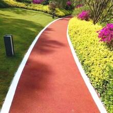 郑州平顶山彩色景观路面漆图片
