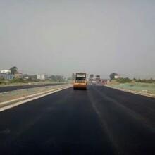 郑州三门峡网红彩色道路图片