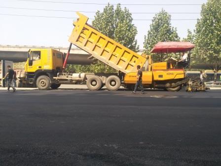 郑州沁阳沥青砼路面施工