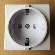 欧规德标欧式16A电源输出AC电器插座RG-02图片