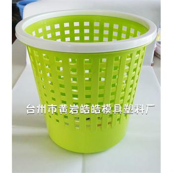 塑料垃圾桶模具塑料垃圾篓注塑模具塑料模具