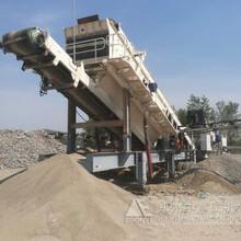 信阳建筑垃圾粉碎机多少钱一台河南移动石子破碎机价格图片