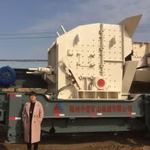 海西建筑廢料破碎機生產線建筑垃圾粉碎分類機器圖片