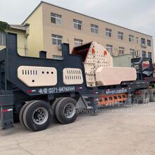 连云港处理一吨建筑垃圾的利润江苏移动破碎机投资成本图片