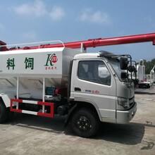 东风3-6吨散装饲料转运车厂家直销图片
