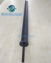 电解法处理印染油墨有机废水用钛阳极图片