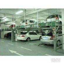 河北省立體車庫設備回收河北收購升降橫移式立體車庫圖片