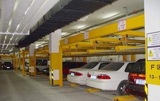 重庆上门回收机械式立体车库回收大量回收立体横移停车车库_