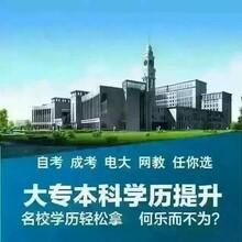 南京上海快速成人函授本科成教网院快速大专学历