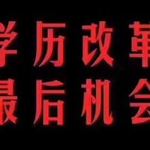 南京学历教育一年制专本科/保障签约/一年毕业