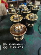 佛山嵘洪RH-2019-XJ旅游胜地公园双色柱头不锈钢产品