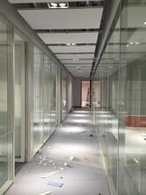 玻璃隔断雾化玻璃制作