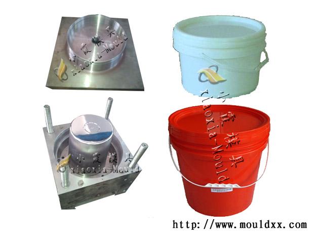 定做15升塑料机油桶模具产品加工一套起订