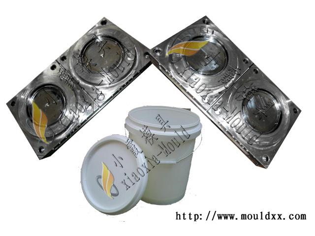 浙江25L润滑油桶塑料模具定做生产制造
