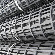 泰安塑料格栅/山东钢塑土工格栅/塑料土工格栅规格型号图片