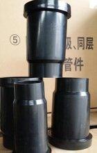 安徽HDPE虹吸专用排水管材料销售、工程安装有限公司图片