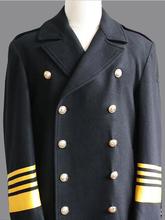 保安形象崗大衣禮儀保安服大衣國旗班大衣現貨圖片
