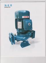 厂家直销海龙管道泵HL40-16/0.75KW扬程16米立式管道泵单吸管道离心泵图片