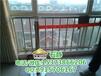 山西运城不锈钢伸缩围栏大同围栏:铸铁底座不锈钢带式围栏