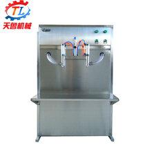 电子称重式液体灌装机免洗凝胶灌装机医用酒精灌装机图片