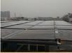用于浴池日产水量14吨的龙田太阳能热水工程