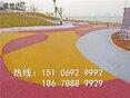 东营广饶彩色混凝土彩色透水混凝土