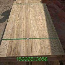 山东地区大量批发百年老榆木板材图片