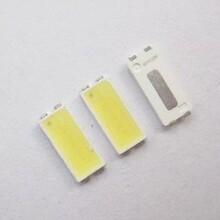 回收LED贴片灯珠2835暖白0.2W灯珠图片