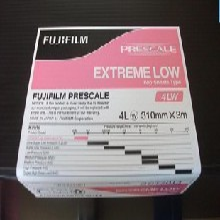 回收富士感壓紙壓敏紙壓力測量膠片收購感壓紙圖片