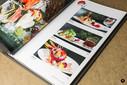 专业菜谱制作视觉上更有品牌美感图片