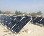 光伏发电贷款安装光伏石家庄光恒太阳能图片