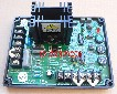 GAVR-15A通用无刷发电机AVR调压板,发电机配件,15A稳压板