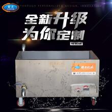 油炸水槽丸子槽,燃氣加熱恒溫水槽,溫控水槽油炸槽圖片