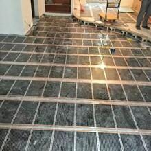 康达尔地暖安装,供应电热膜,发热电缆