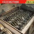 烟台小型双轴撕碎机质量,潍坊万能破碎机厂家,方大环保轮胎粉碎机