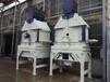 制砂机机械,石英砂打粉生产设备,无锤破磨细碎机--河南豫矿机械
