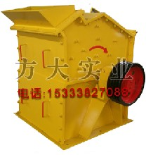 柳州小型石英石打砂机,硅石制砂机,反击式制砂机型号图片