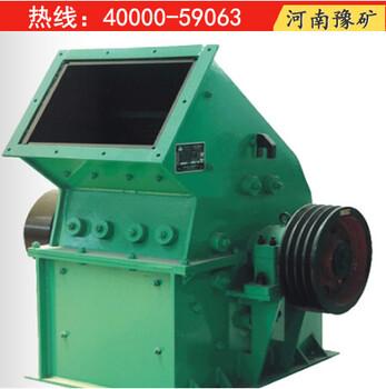 湘潭制造錘式制砂機,人工砂打砂設備,青石制砂生產線