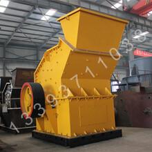 泸州新型反击制砂机,高效人工砂设备,矿石英石打沙机厂家图片