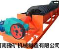 六安石英砂洗土机器,高效螺旋式洗砂机,洗石机生产线