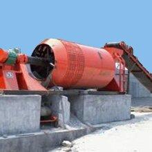四川生产高效洗石生产线,大型滚筒石子洗石机,水洗高岭土设备图片