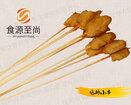 小肉串批发小肉串货源烧烤油炸小肉串小肉串半成品图片